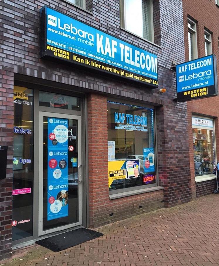 Kaf telecom service B.V.