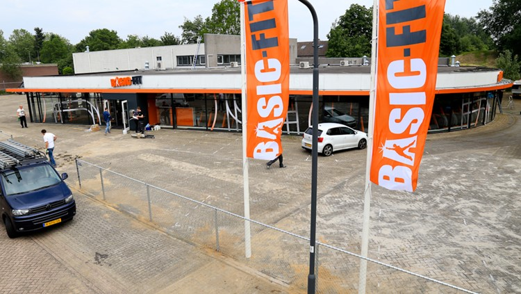 Basic-Fit Sportschool Helmond Rakthof