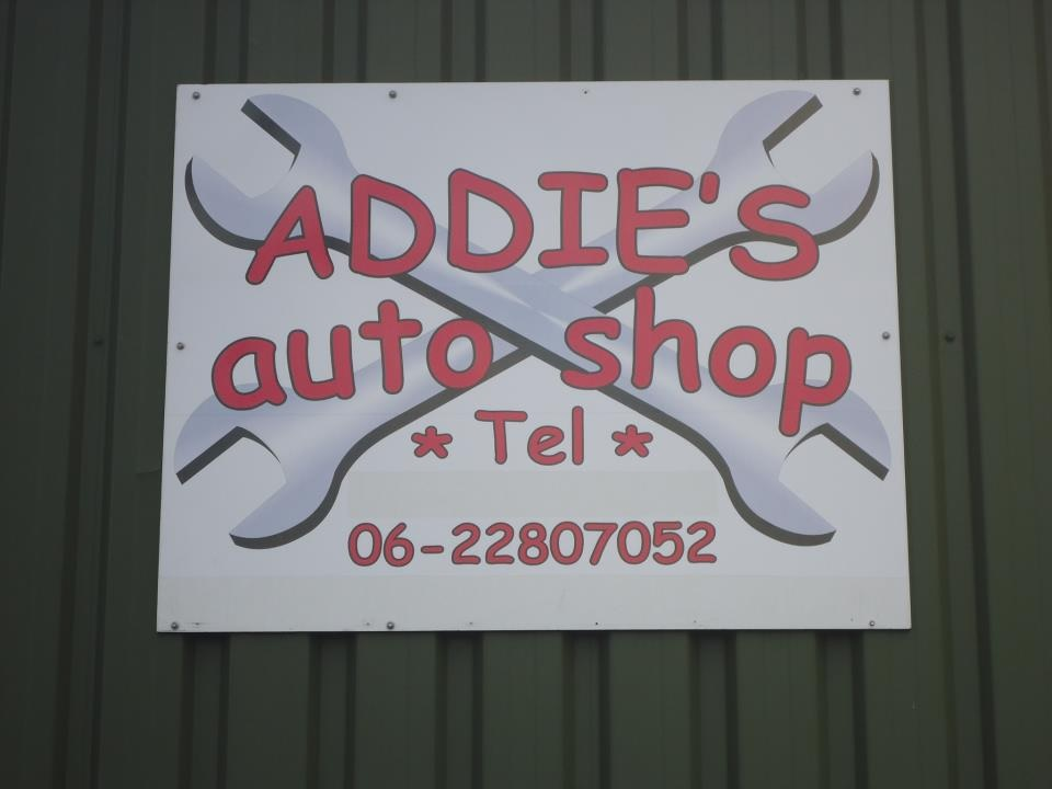 Addie's Autoshop
