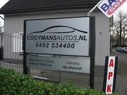 Autobedrijf Cooymans Auto's