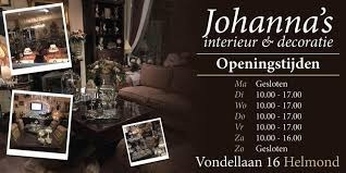 Johanna's Interieur & Decoratie