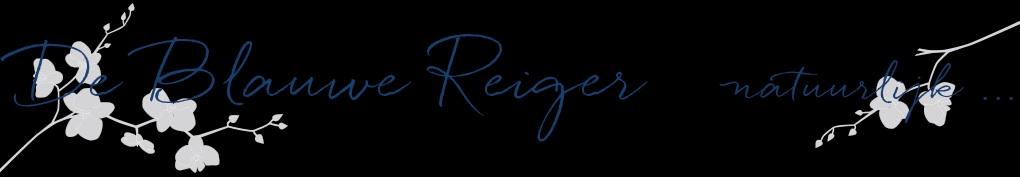 De Blauwe Rijger
