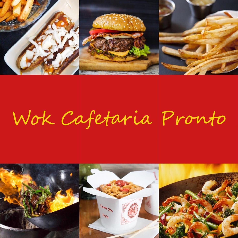 Cafetaria Wok Pronto