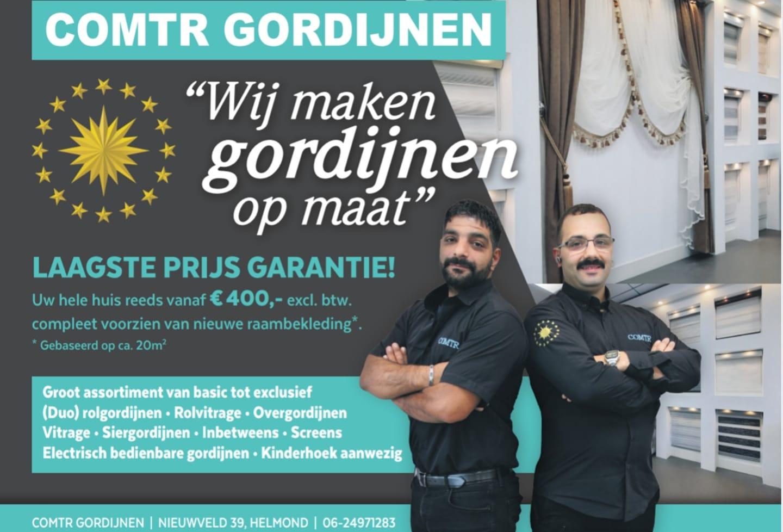 Comtr Gordijnen