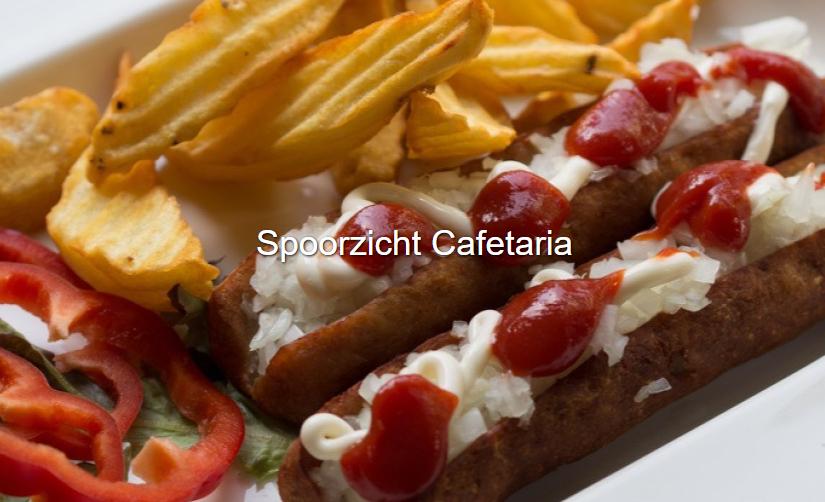 Cafetaria Spoorzicht